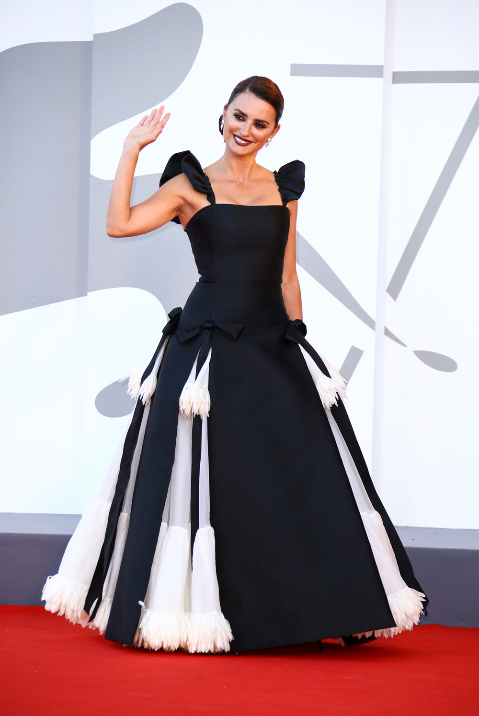 Penelope Cruz lhp Venice