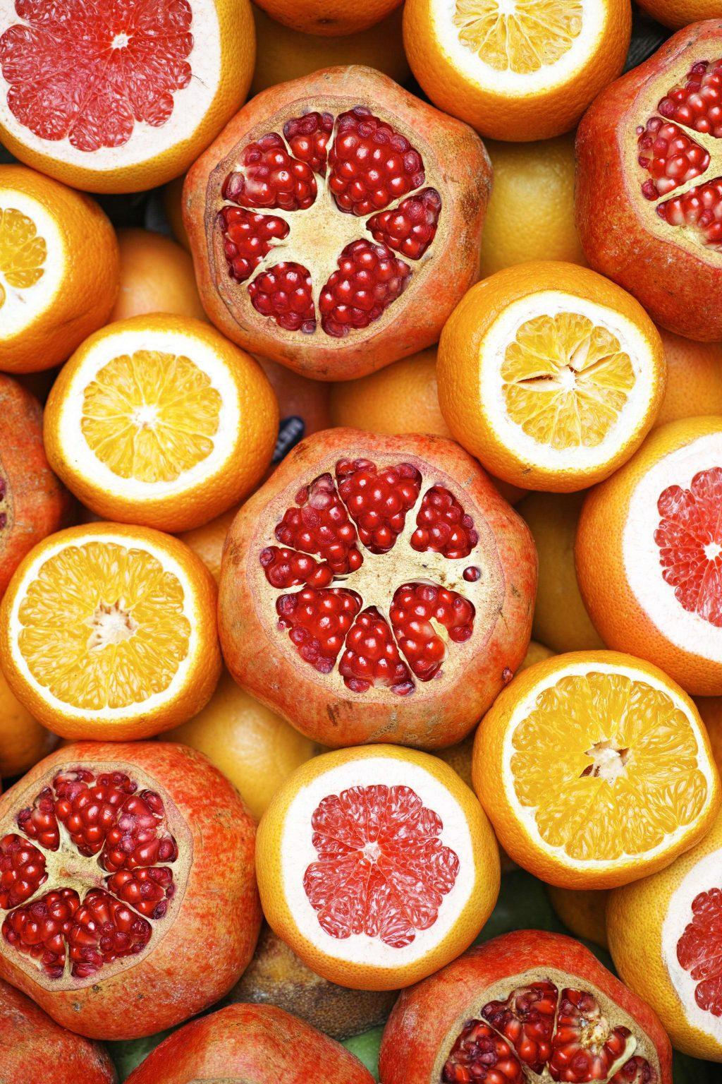 Da lão hóa cần bổ sung Vitamin C.