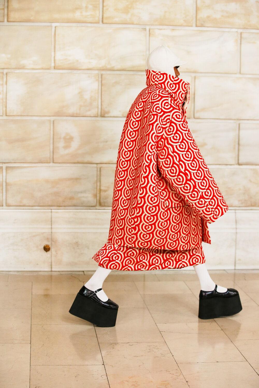 Marc Jacobs fashion pattern