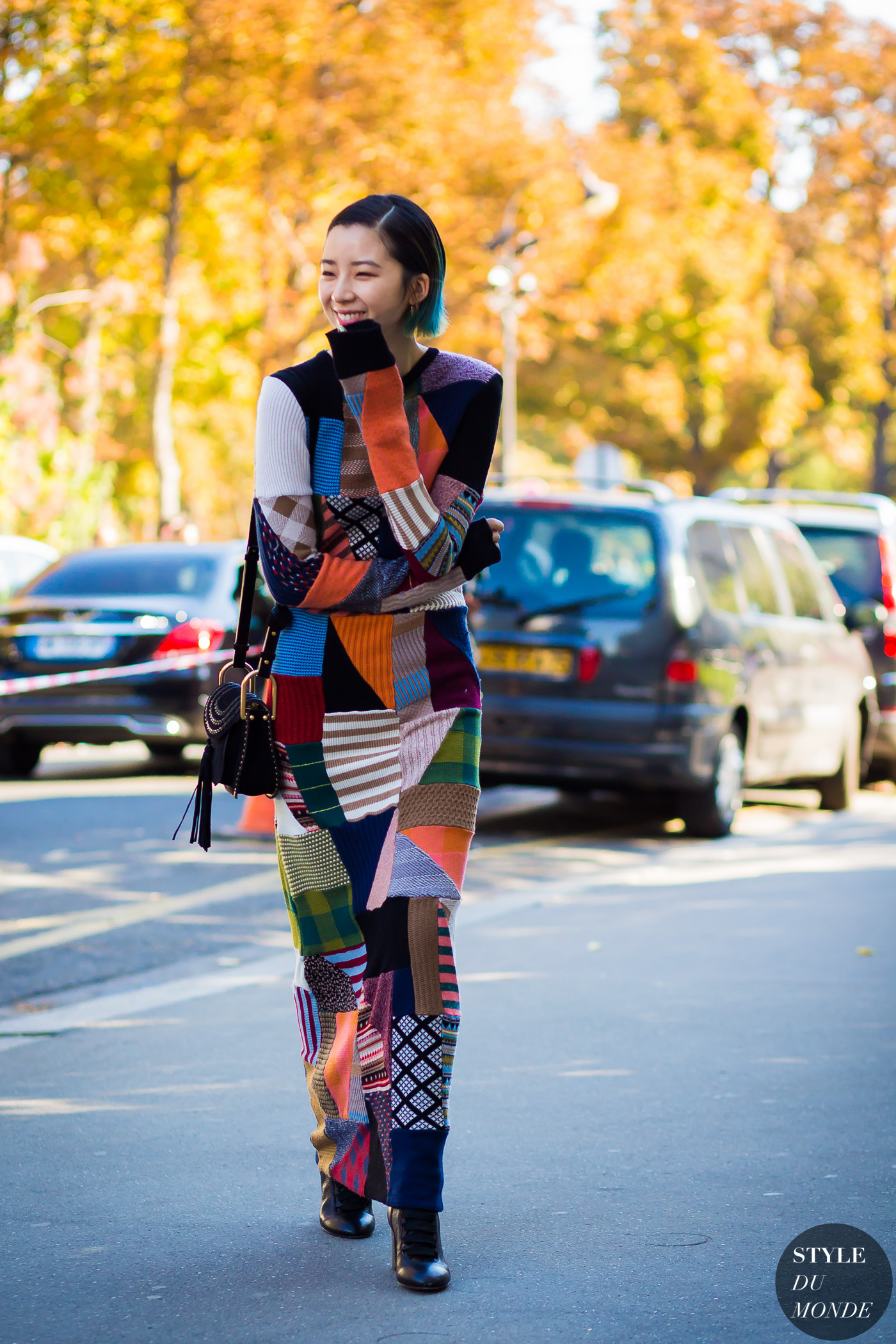 fashion patchwork irene kim