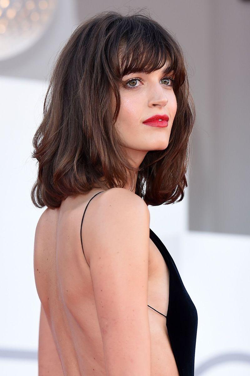 Phong cách trang điểm Greta Ferro.