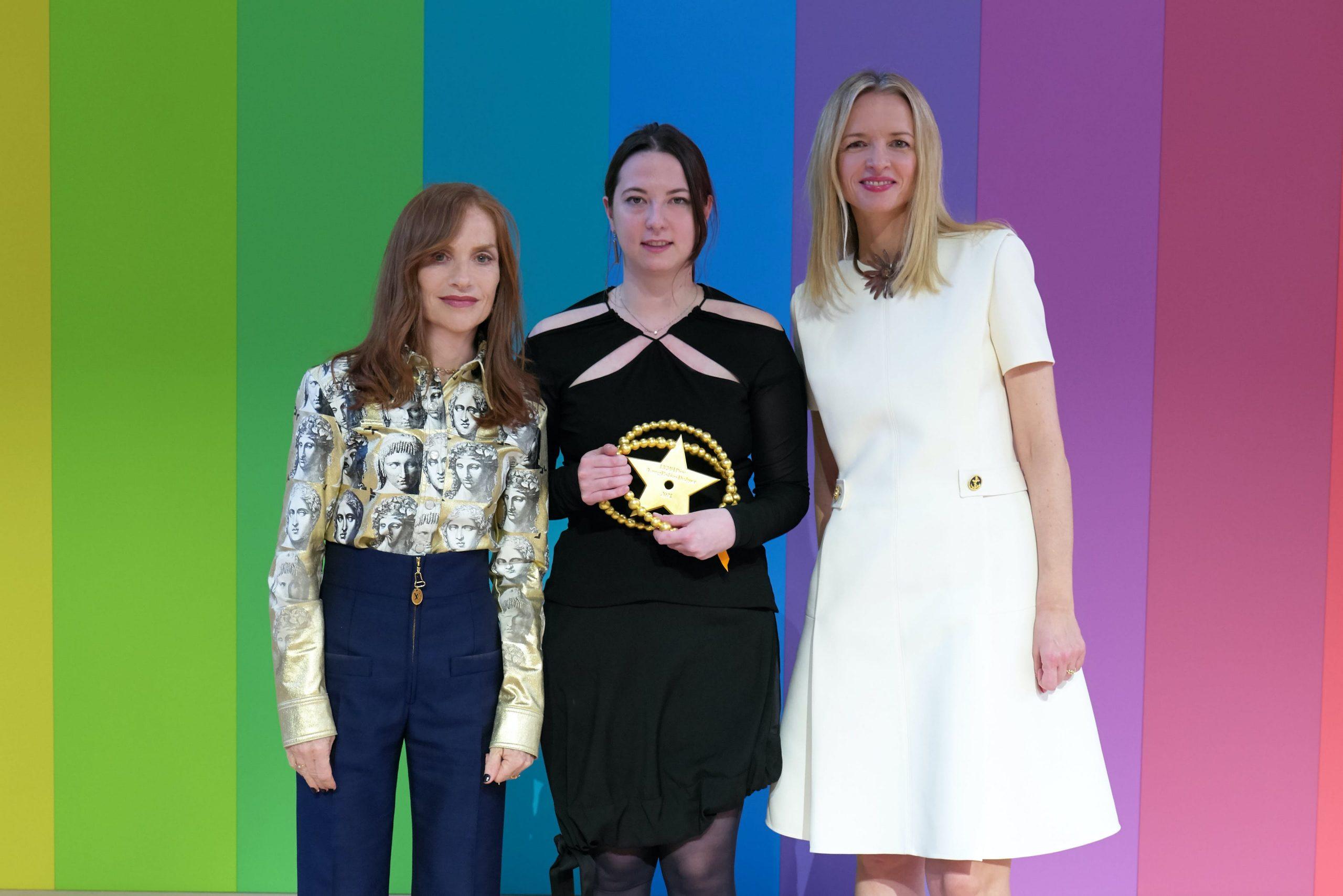 Công bố người thắng cuộc giải thời trang LVMH