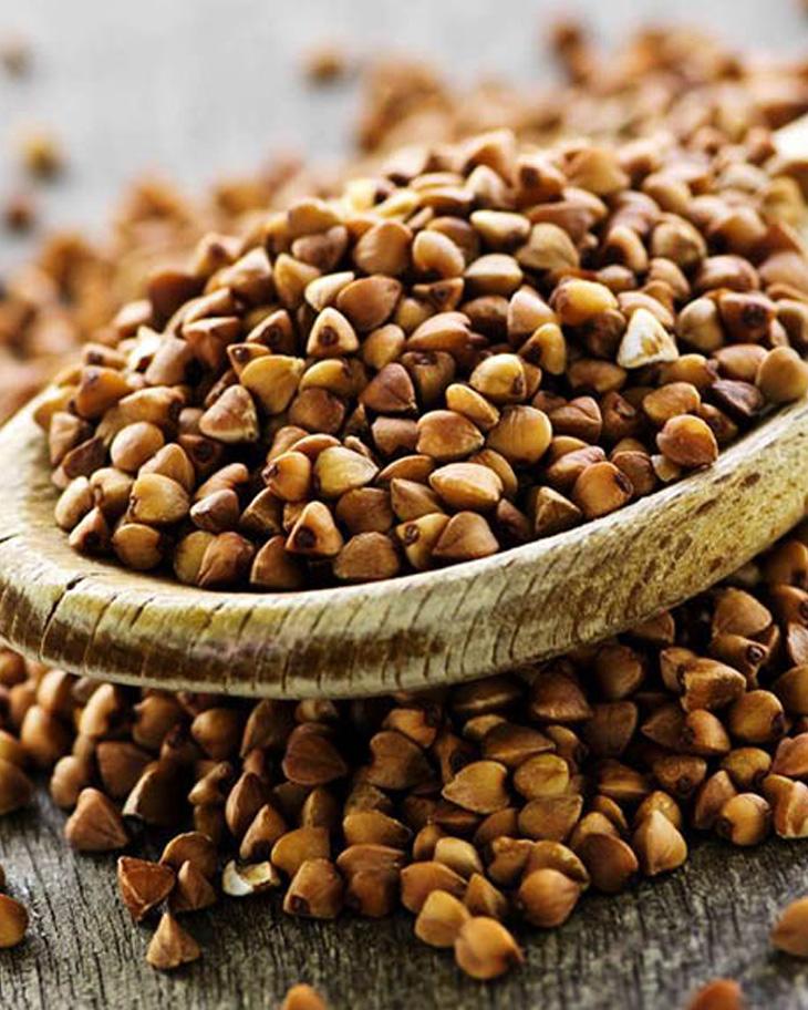 Hạt kiều mạch là một trong những loại hạt chứa đạm