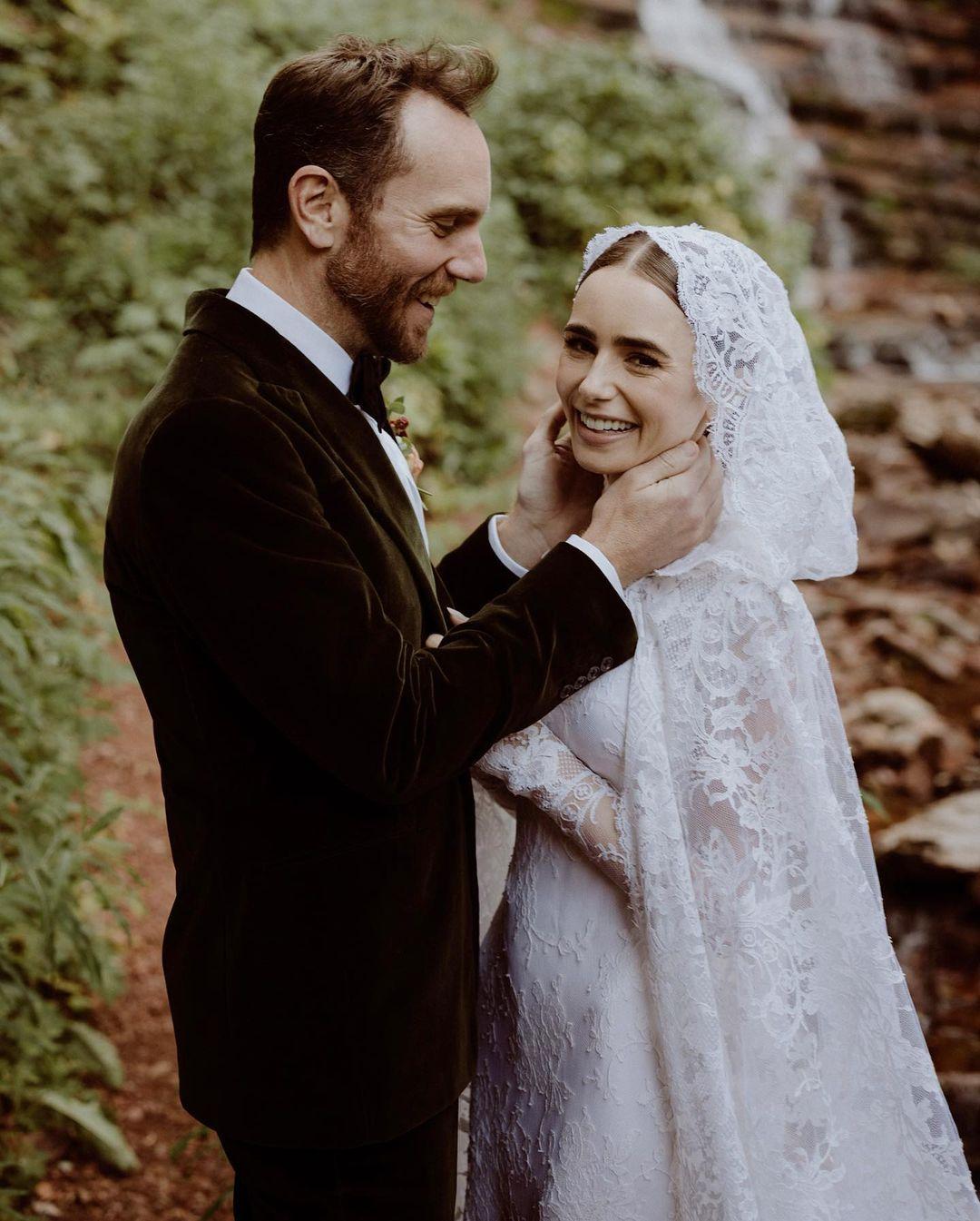 áo choàng cưới