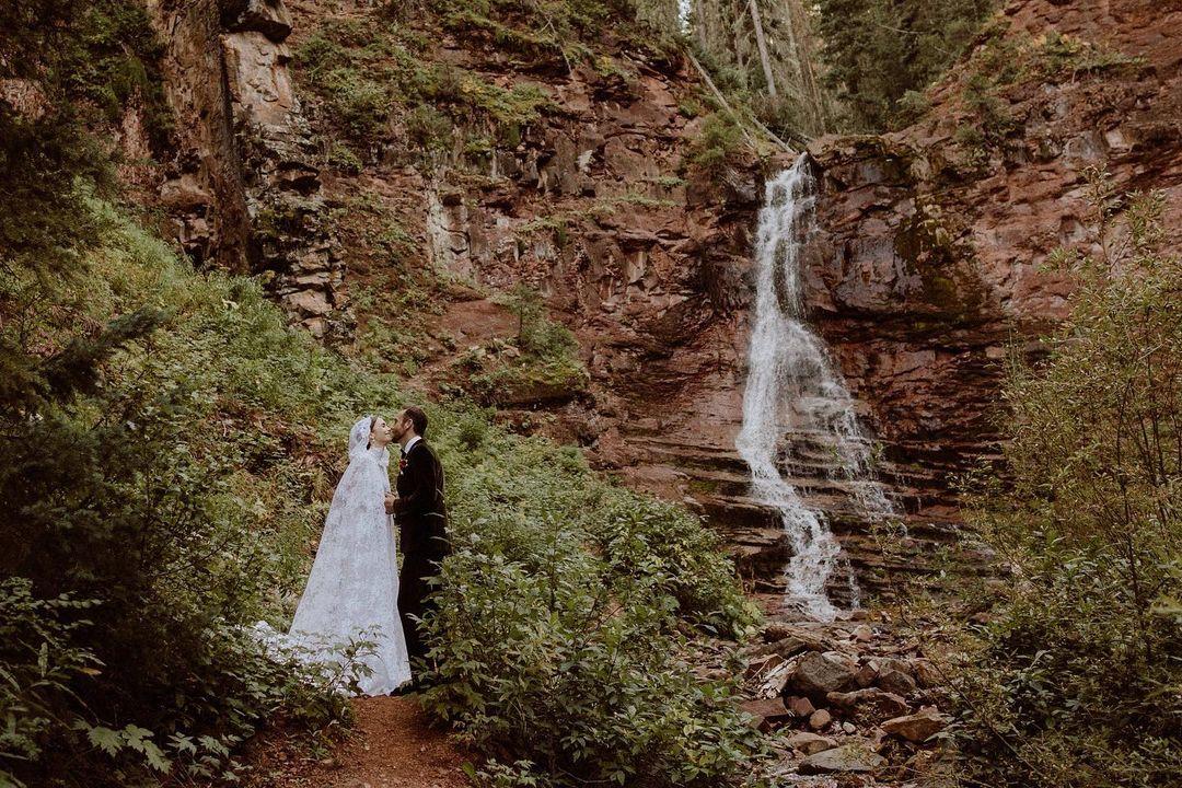 Đám cưới của Lily Collins