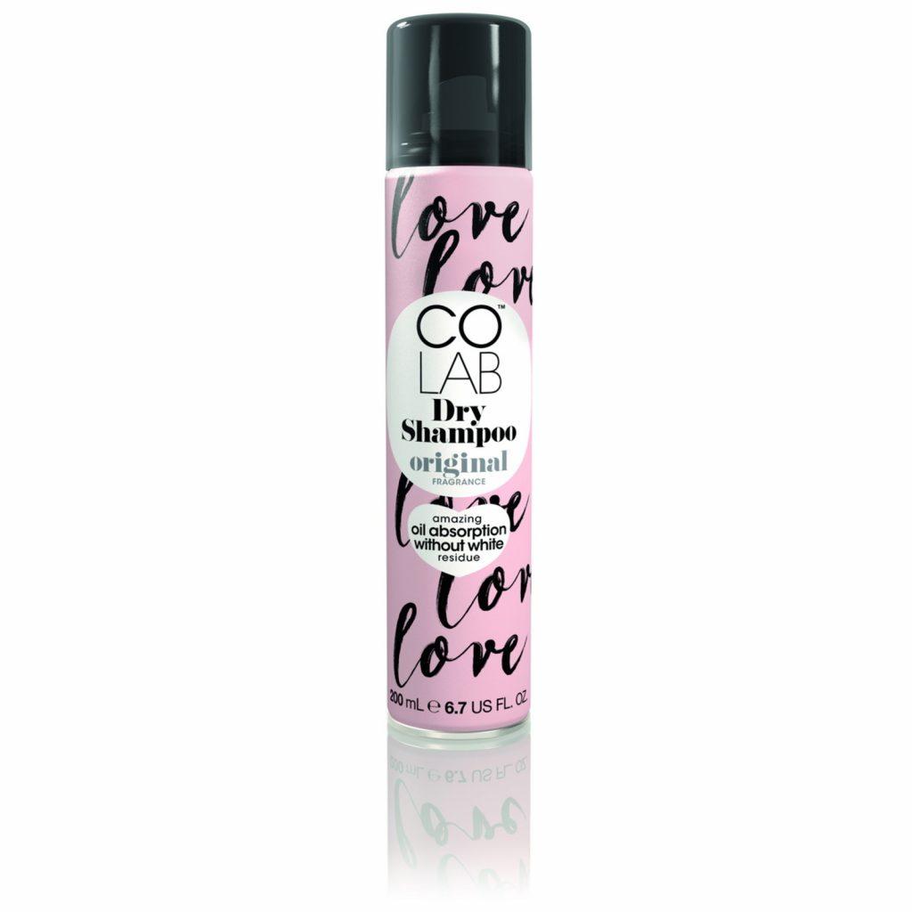 Dầu gội khô Colab Dry Shampoo.