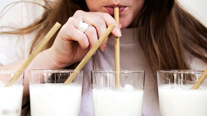 Phân vân giữa sữa đậu nành và sữa bò
