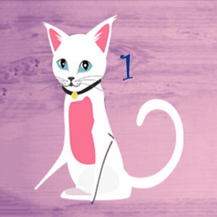 trắc nghiệm khả năng giao tiếp chú mèo 1