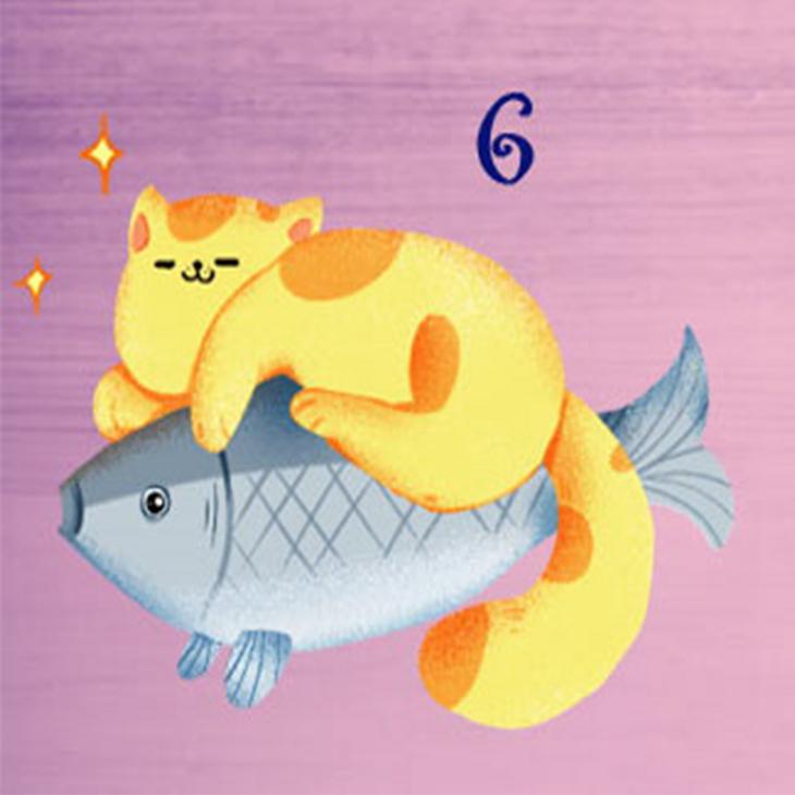 trắc nghiệm tính cách chú mèo 6
