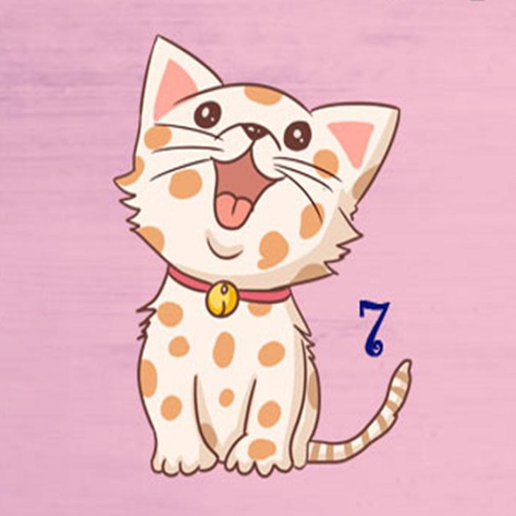 kỹ năng giao tiếp được hé lộ qua chú mèo yêu thích 7