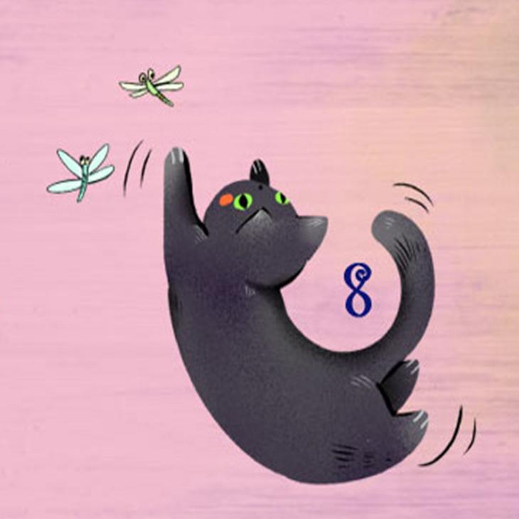 trắc nghiệm kỹ năng giao tiếp qua chú mèo 8
