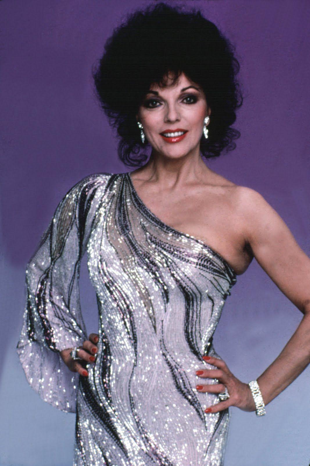 Thời trang Joan Collins in Dynasty