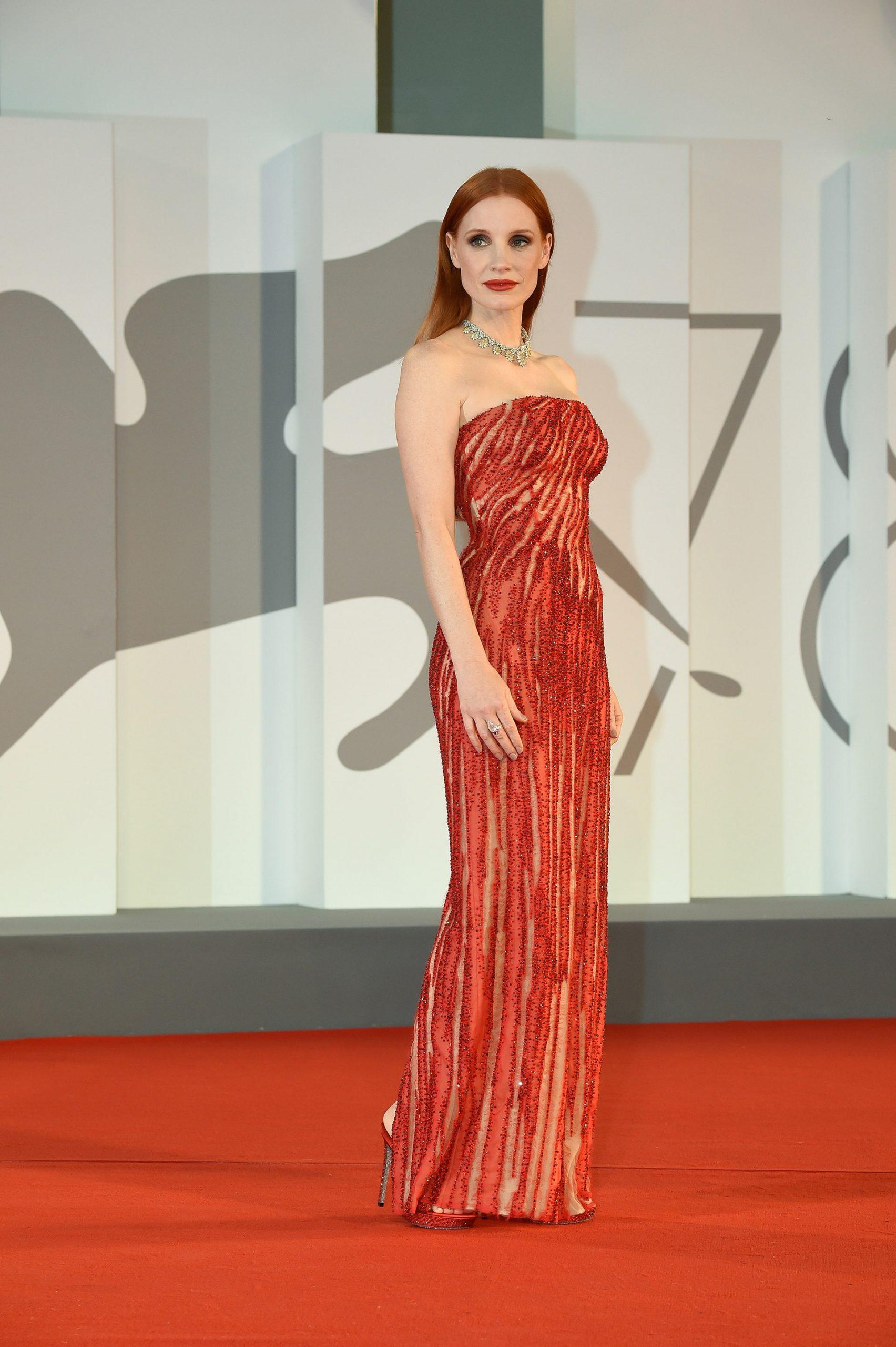 Venice Jessica Chastain