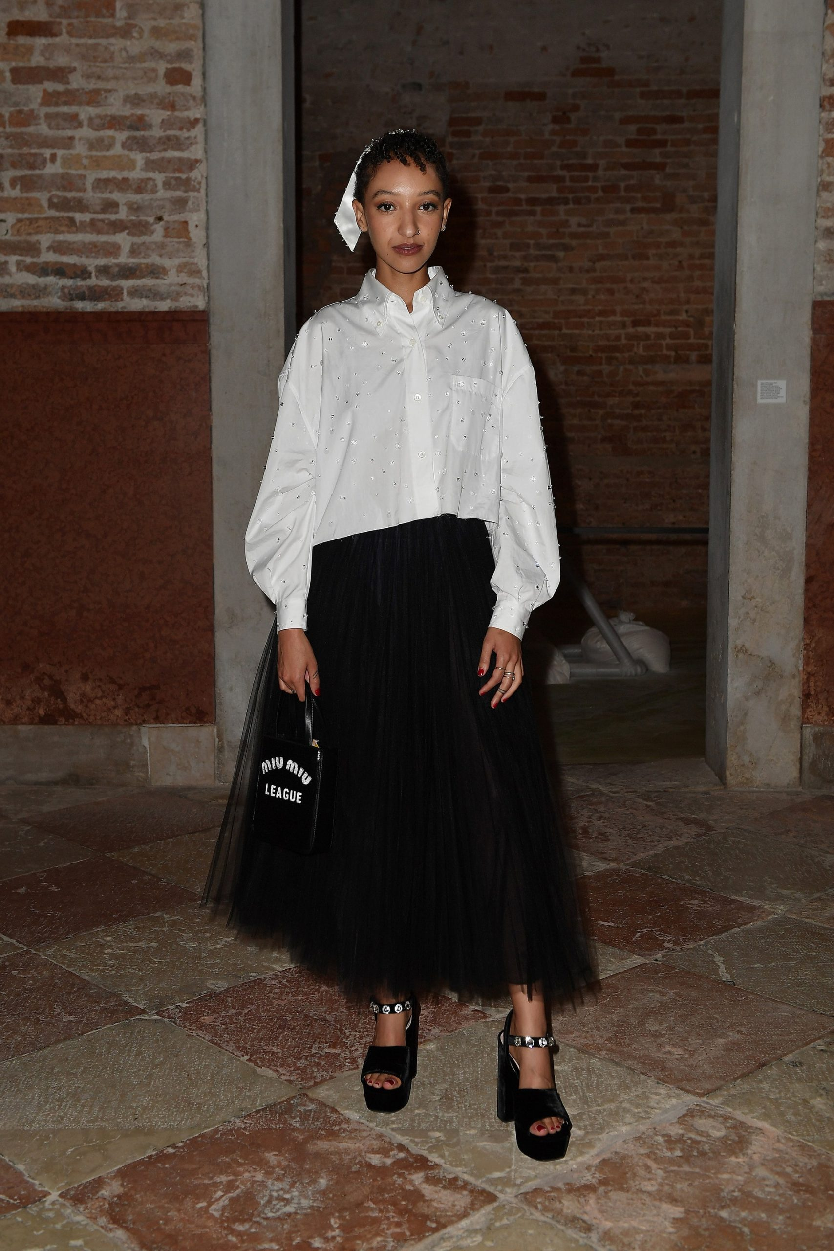 Patricia Allison Venice thời trang