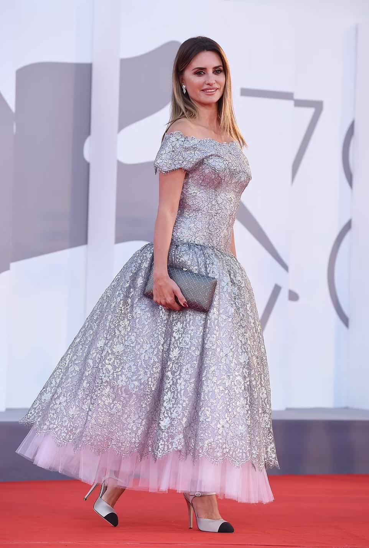 Penélope Cruz thời trang lhp venice