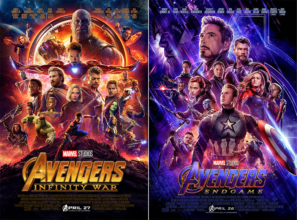 infinity war và endgame khép lại giai đoạn 3 của vũ trụ marvel