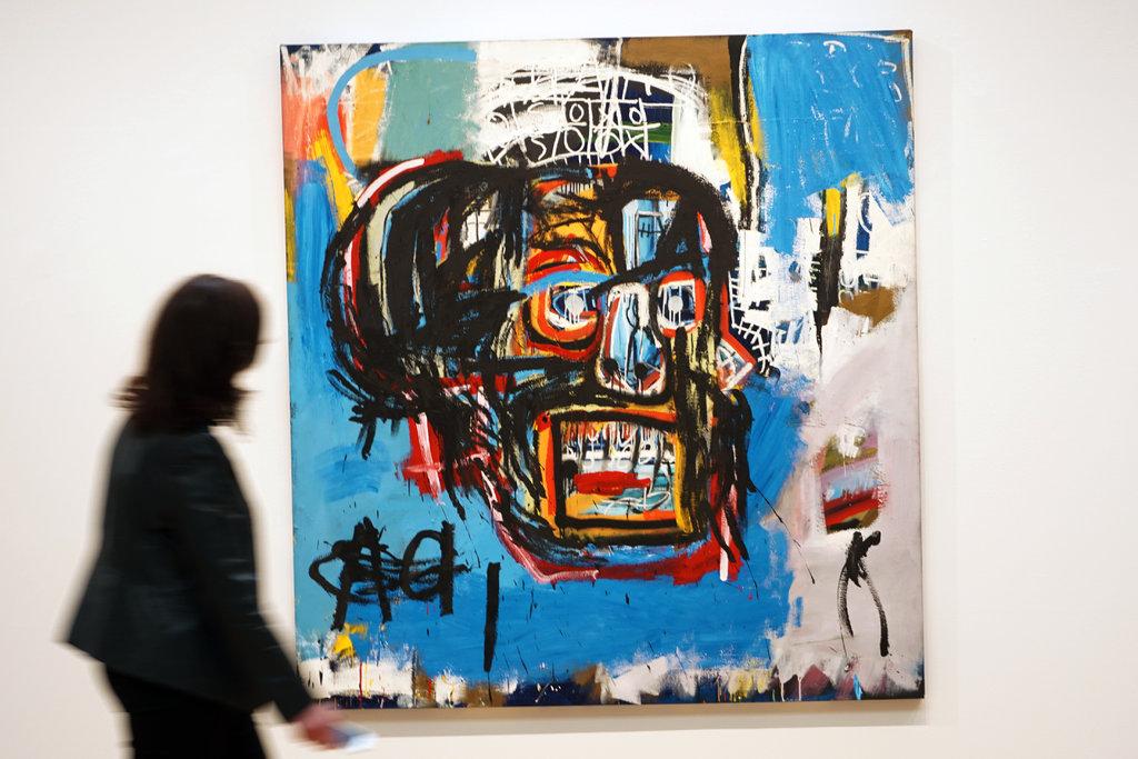 "bức họa ""Untitled"""