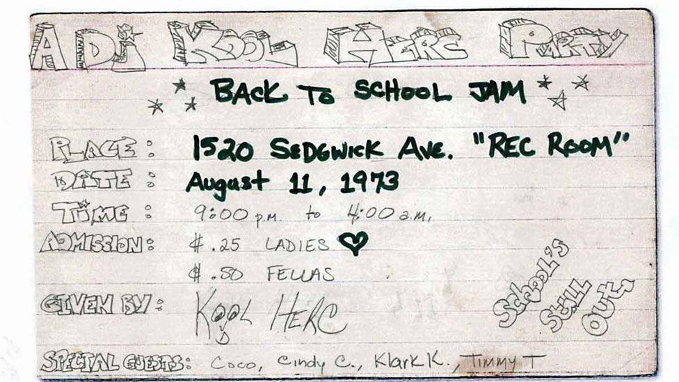 khởi đầu của hip-hop