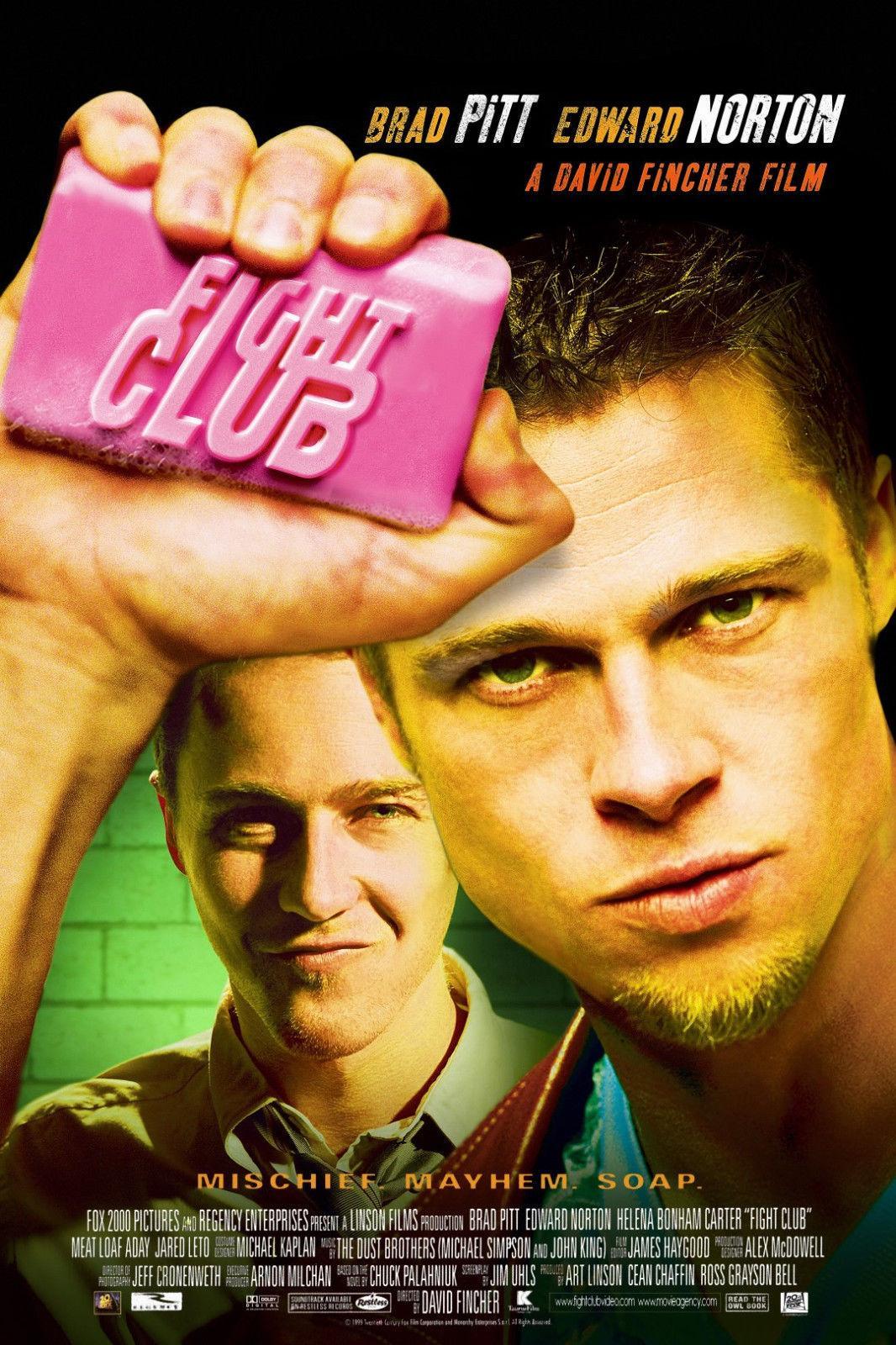 phim đa nhân cách fight club