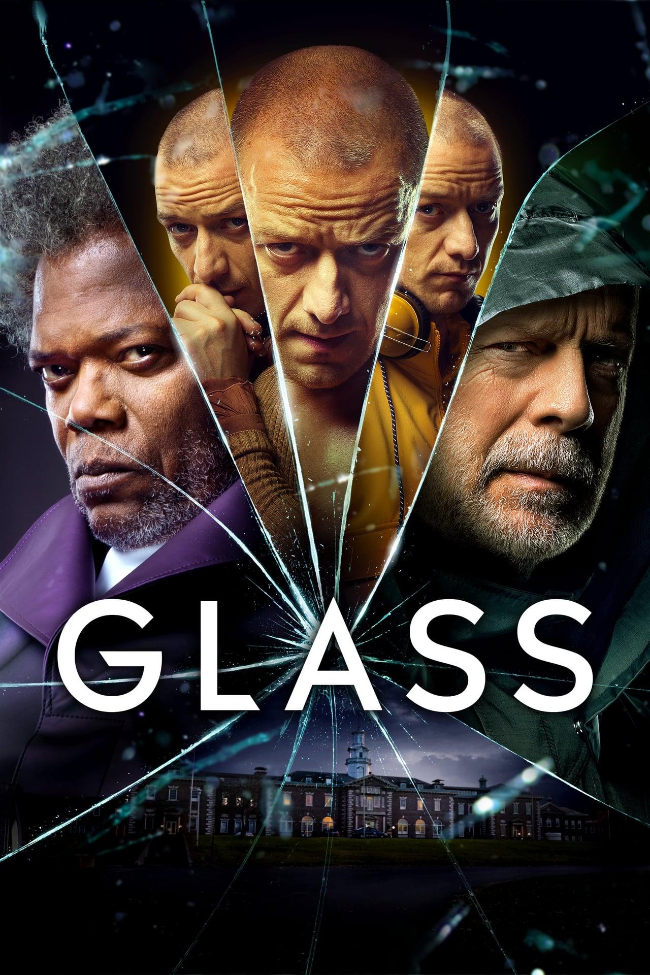 phim đa nhân cách glass