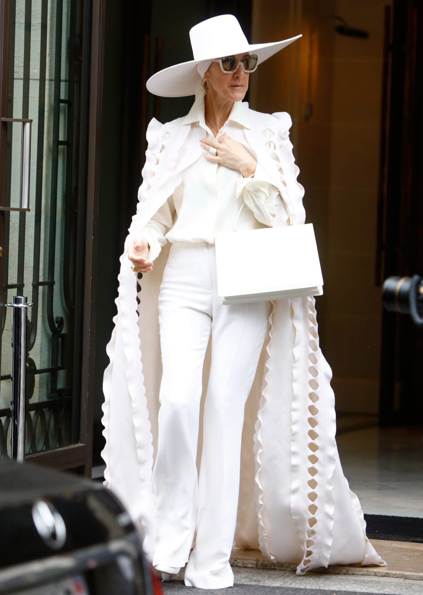 Celine Dion Styled by Law Roach