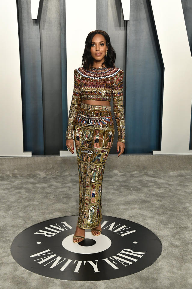 Kerry Washington thời trang