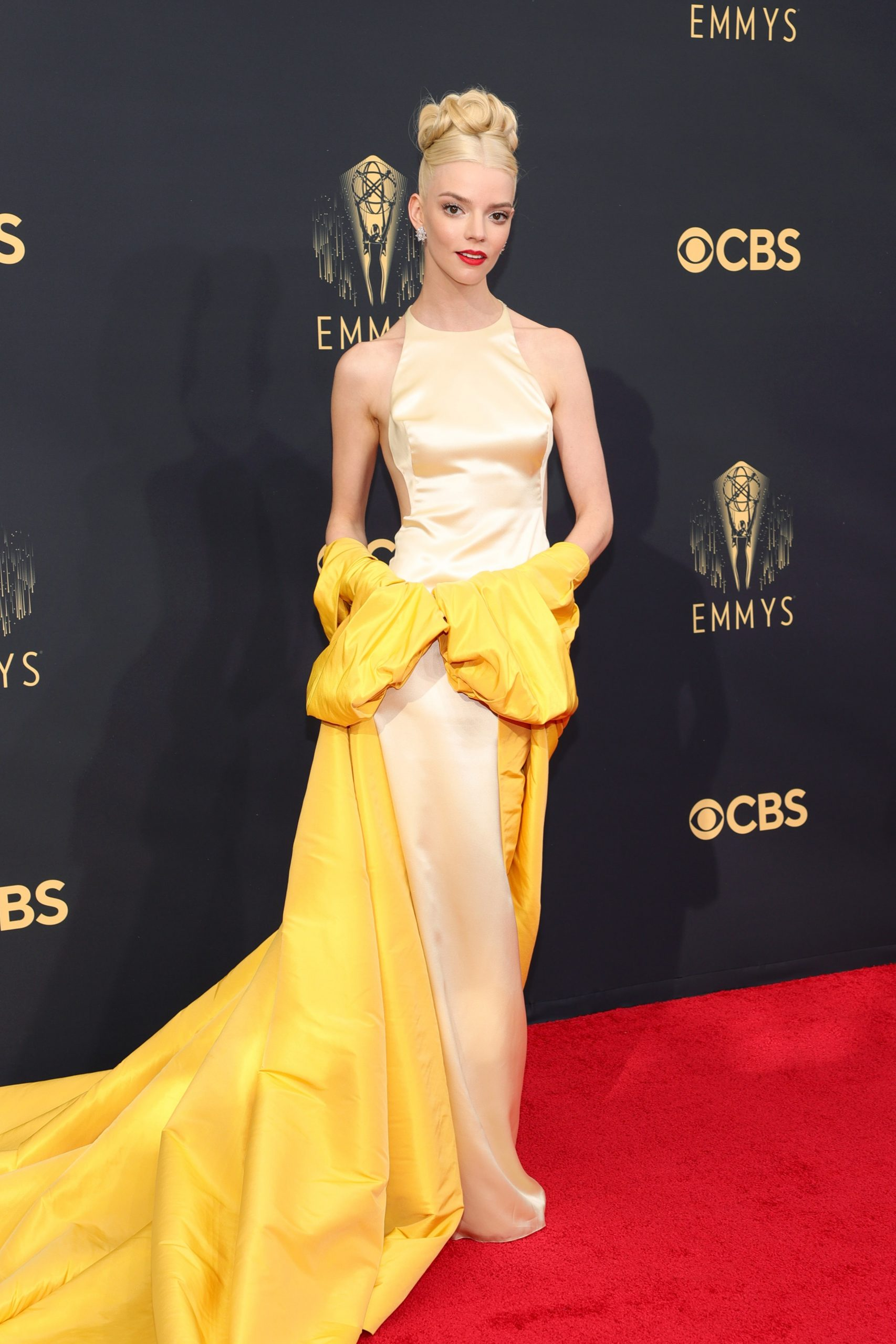 Anya Taylor-Joy Emmy 2021