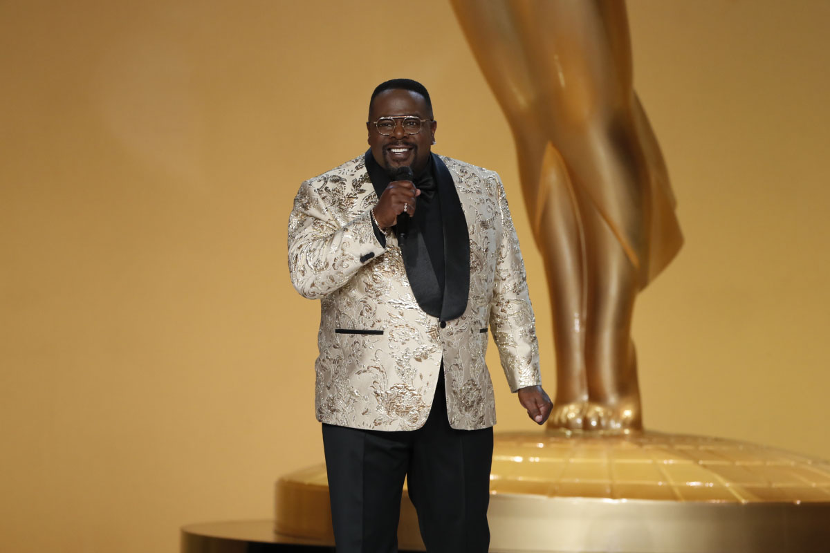 Cedric the Entertainer Emmy Awards 2021