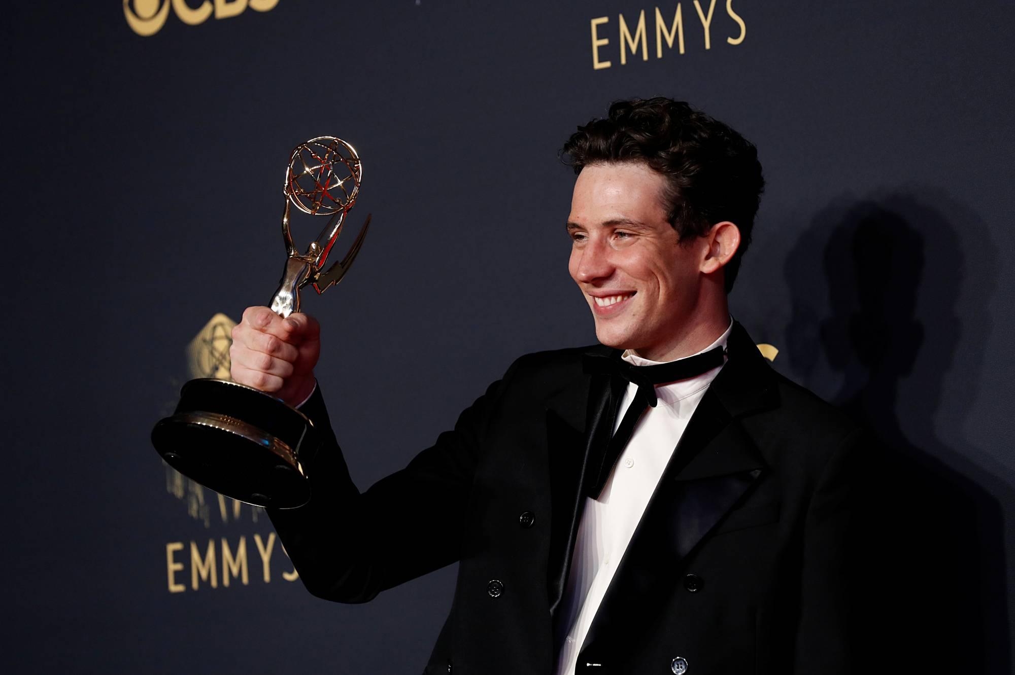 Josh O'Connor Emmy Awards