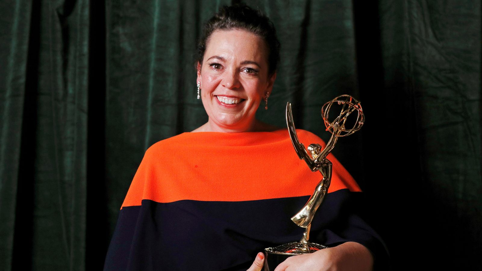 Olivia Colman emmy awards