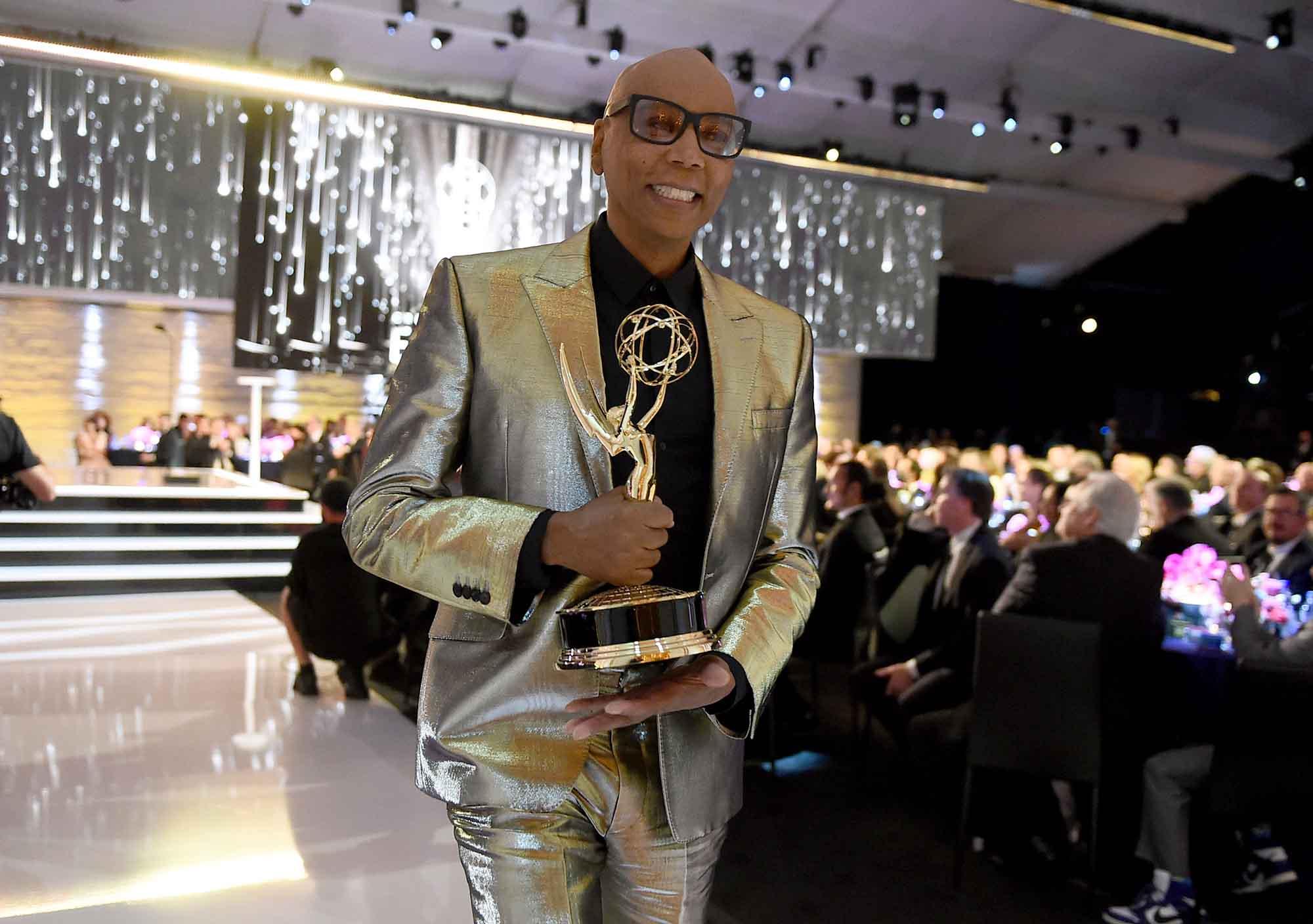 RuPaul Charles emmy awards