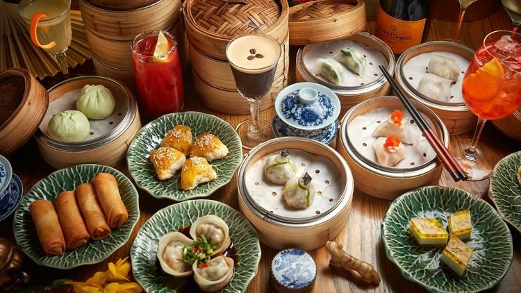 Brunch của người Hongkong thường là những món ăn điểm tâm quen thuộc