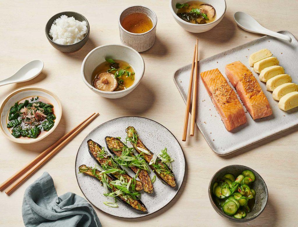 Người Nhật thường ăn brunch vào buổi sáng
