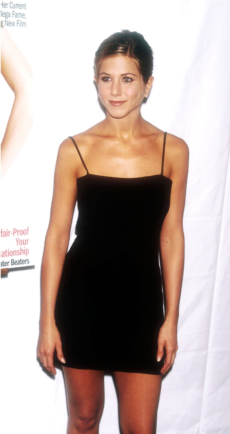 Jennifer Aniston thời trang LBD