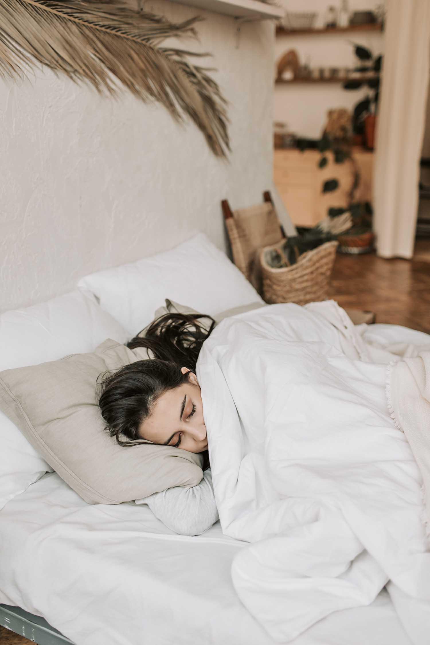 ngủ đủ giấc để kiềm chế cảm xúc