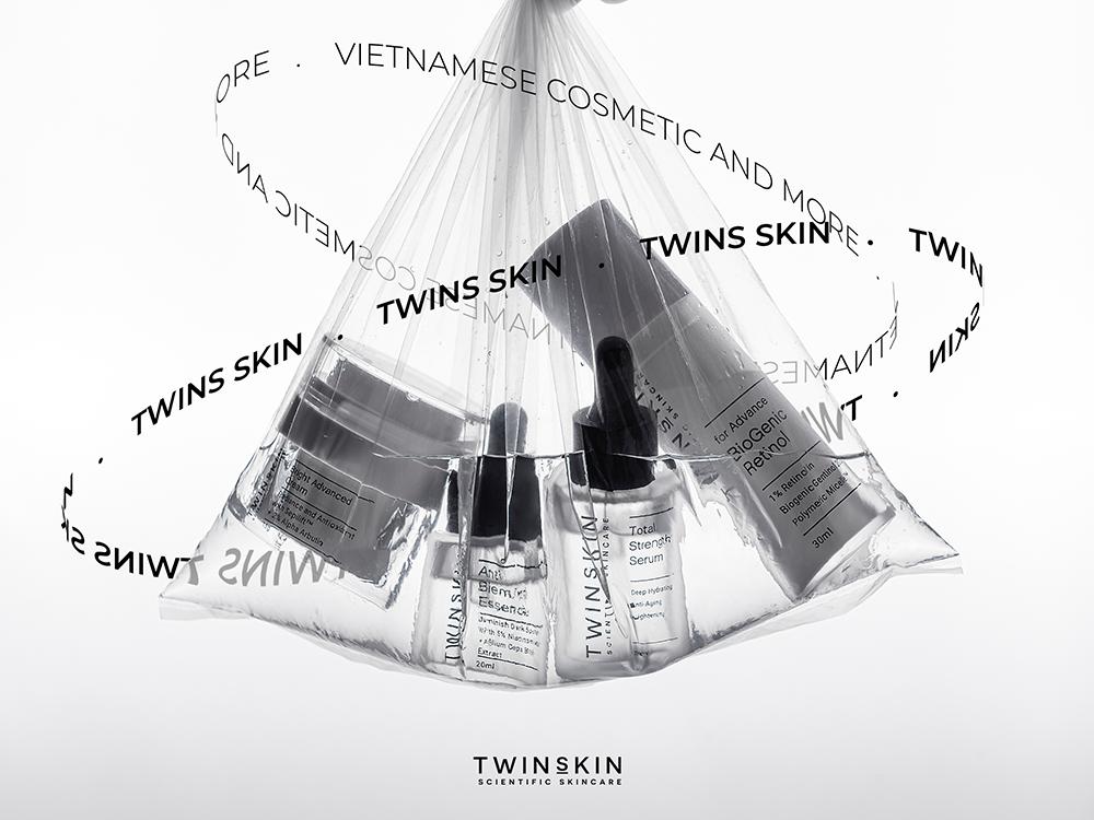 twins skin mỹ phẩm Việt