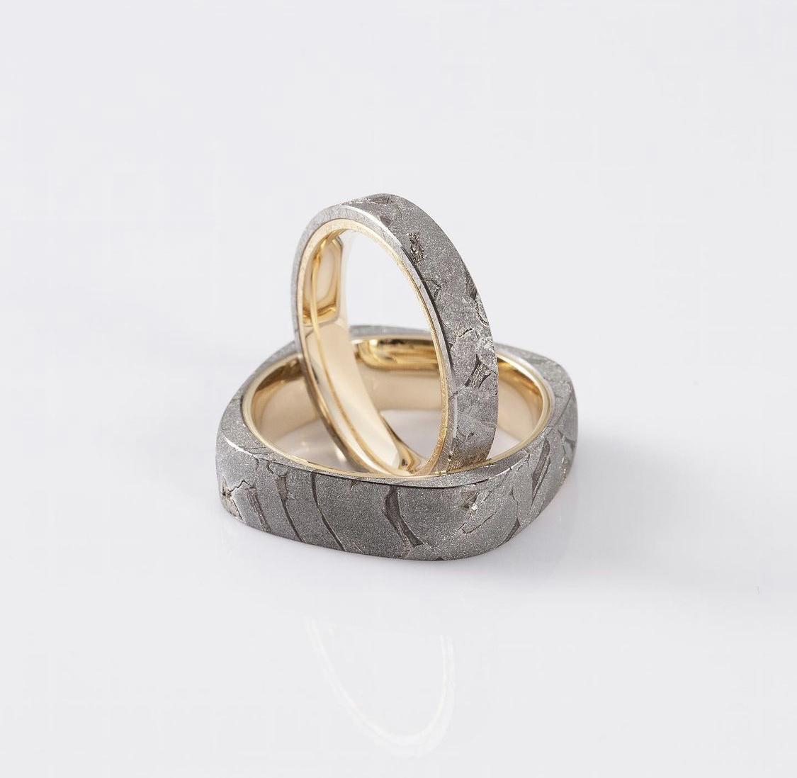 nhẫn cưới kiểu dáng đặc biệt