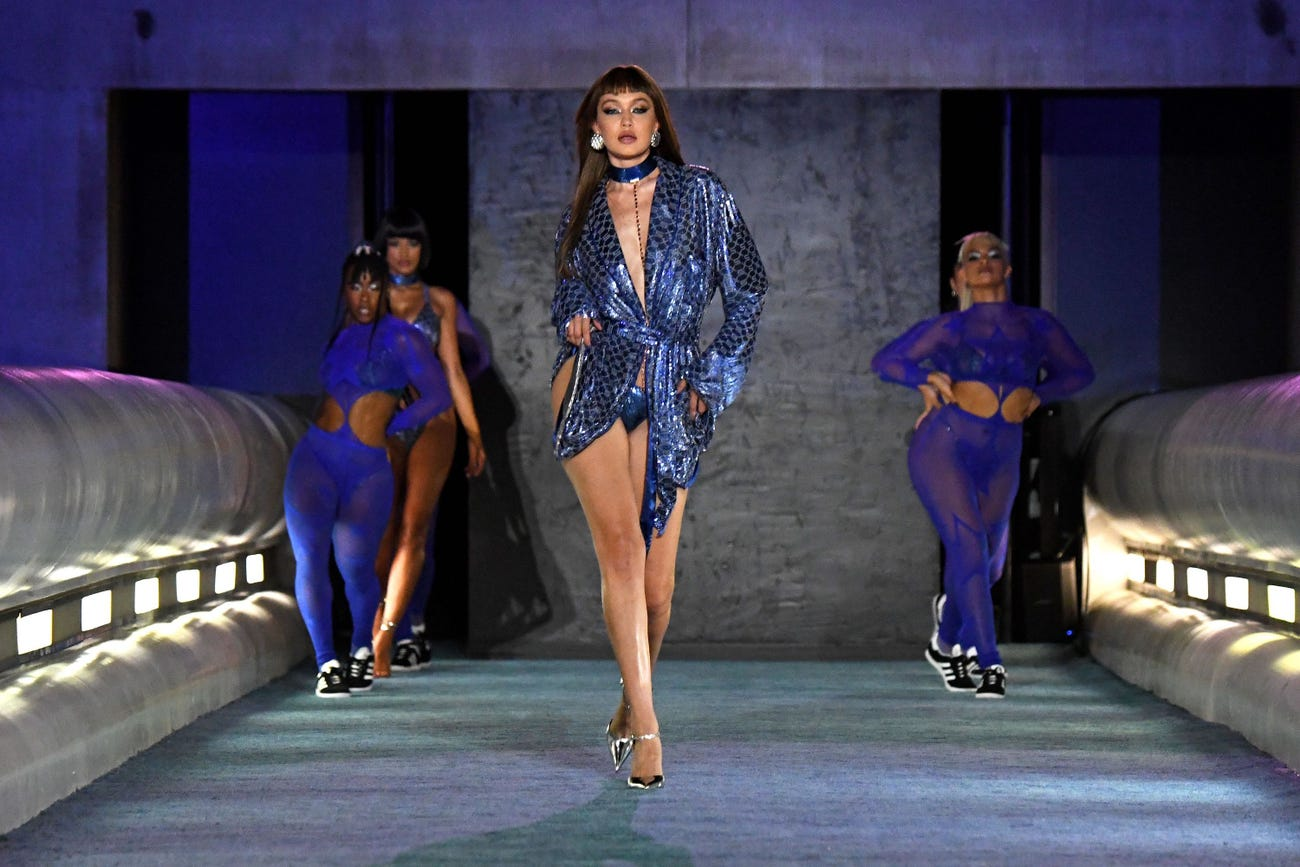 Gigi Hadid siêu mẫu