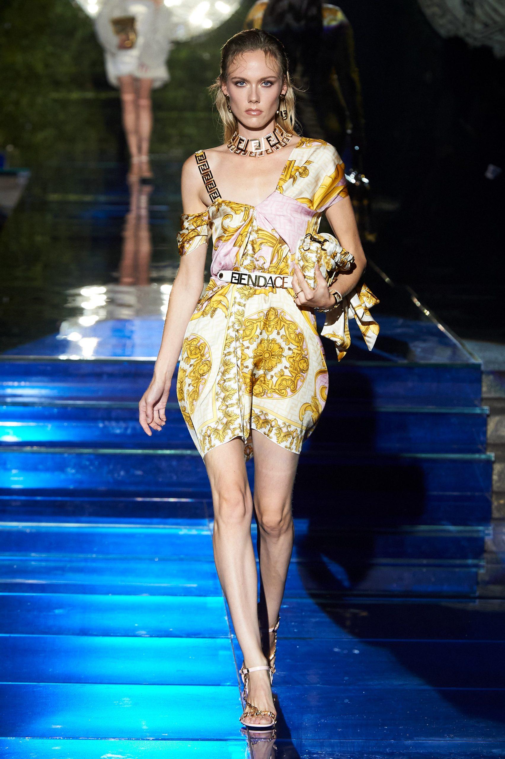 Váy Fendace