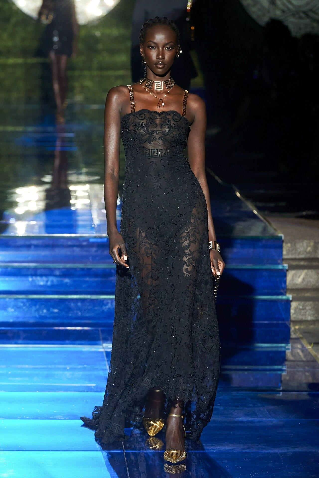 Versace by Fendi Look 2