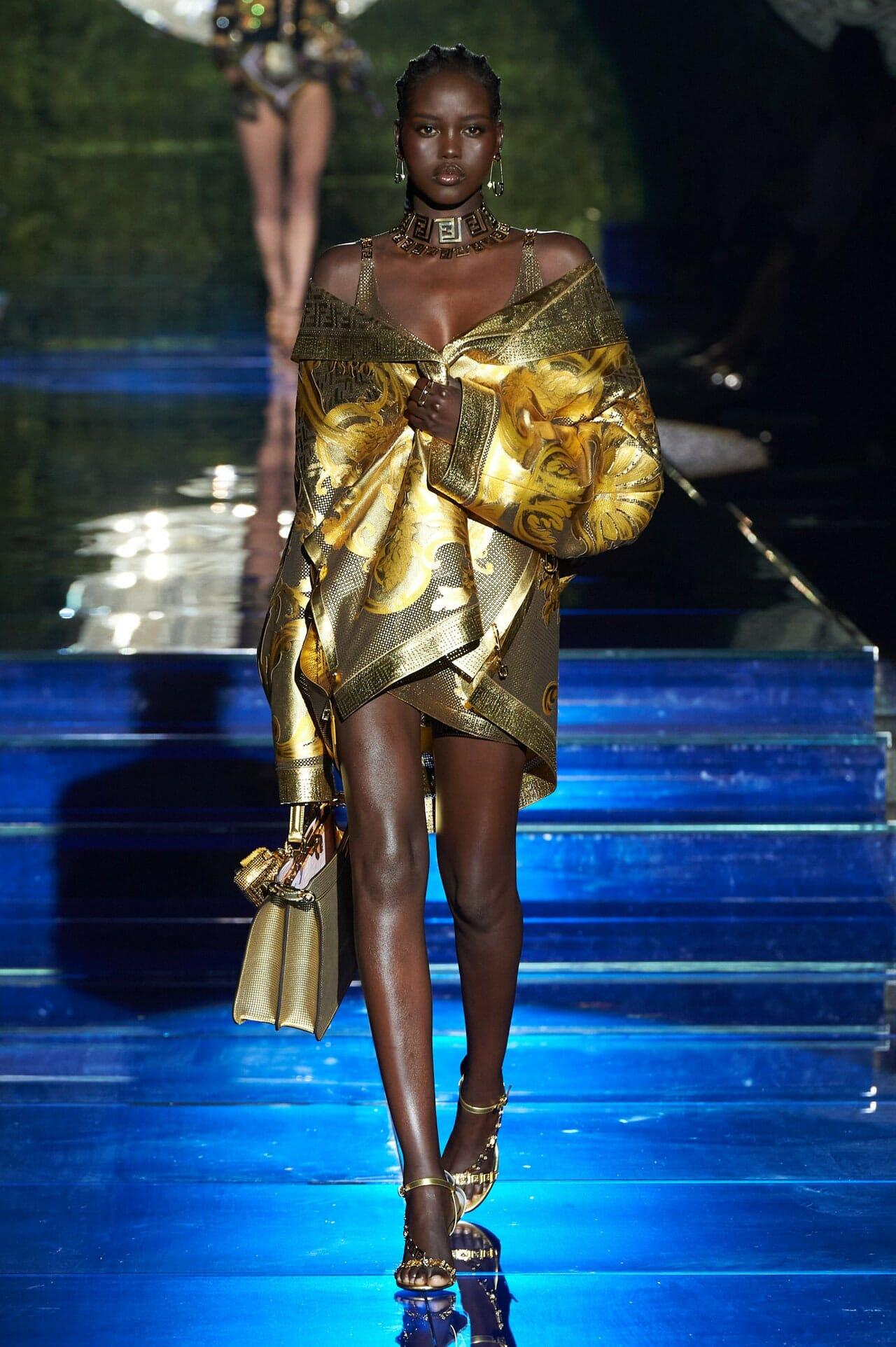 Versace by fendi look 04