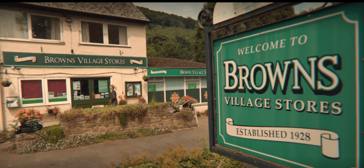 brown's village store sex education