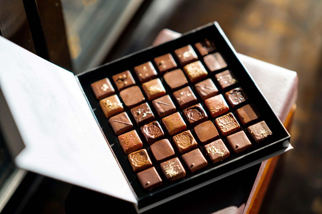 Chocolate thực phẩm giảm căng thẳng