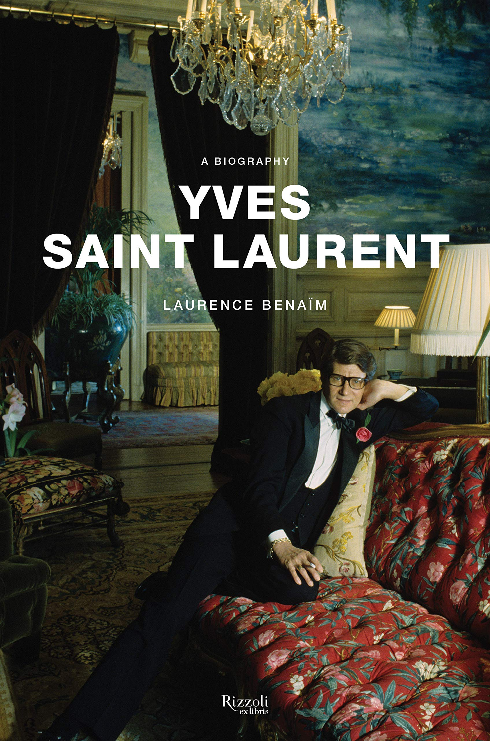 sách tiểu sử thời trang Yves Saint Laurent: A Biography
