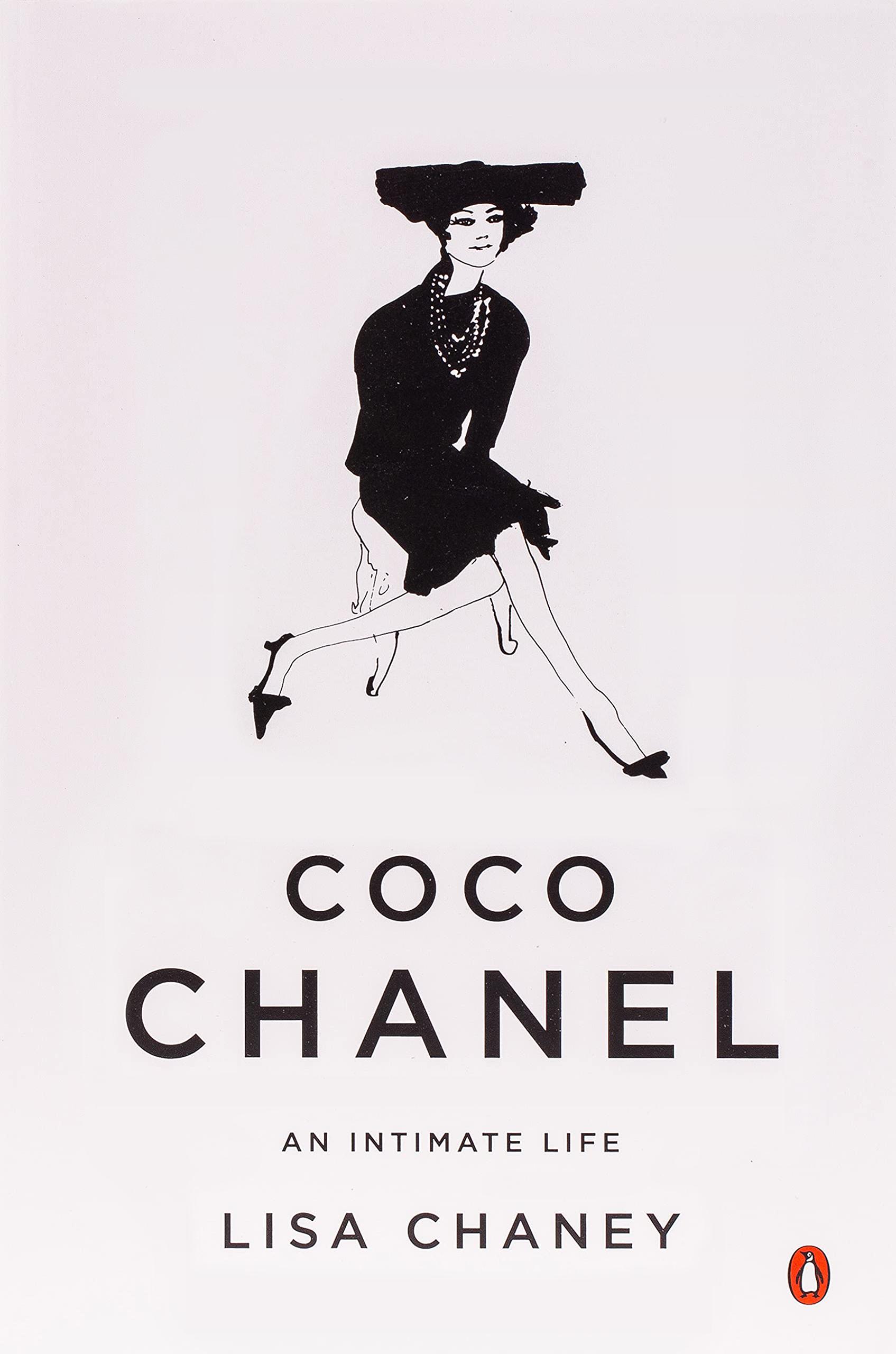 sách tiểu sử Coco Chanel: An Intimate Life