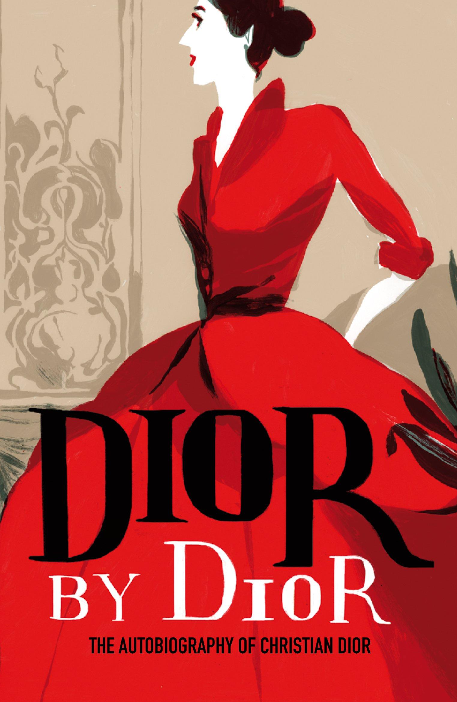 sách tiểu sử Dior by Dior