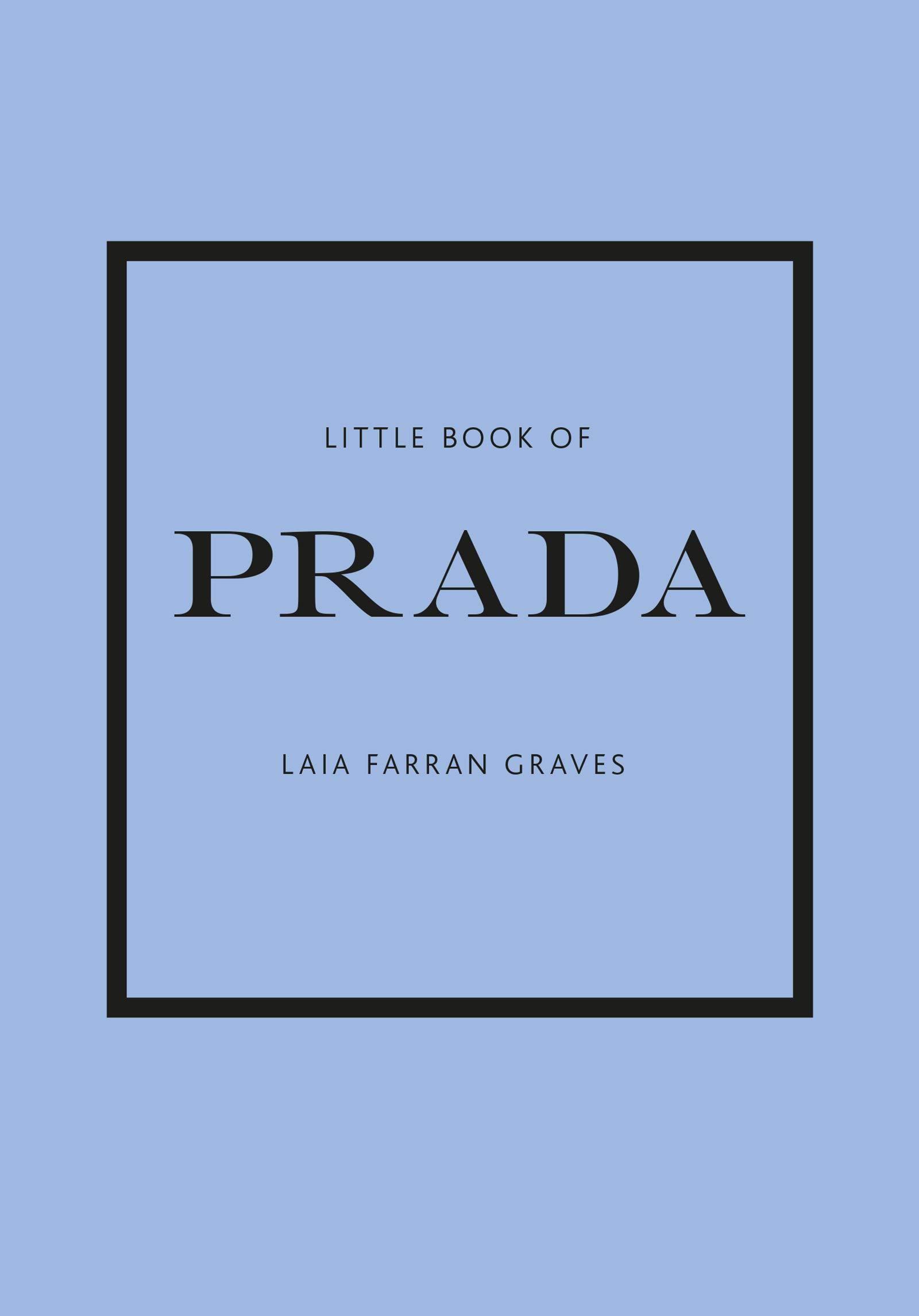 sách thời trang Little Book of Prada