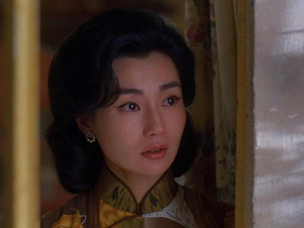 diễn viên Hồng Kông - Trương Mạn Ngọc