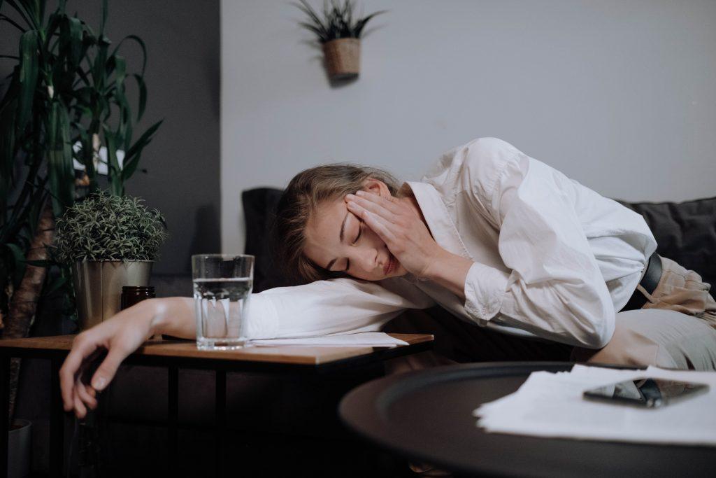 Khó ngủ là dấu hiệu chất lượng giấc ngủ kém