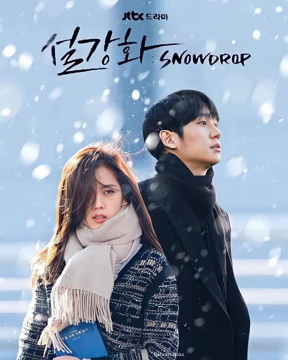 phim hàn snowdrop của jisoo blackpink